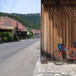 A nascente do Doubs